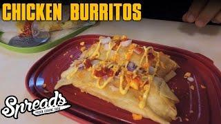 How to make Prison Chicken Burritos - Spreads Exclusive 2.2
