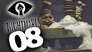 LITTLE NIGHTMARES PART 8 - ZWEI FETTE KÖCHE | Let´s Play Little Nightmares Deutsch