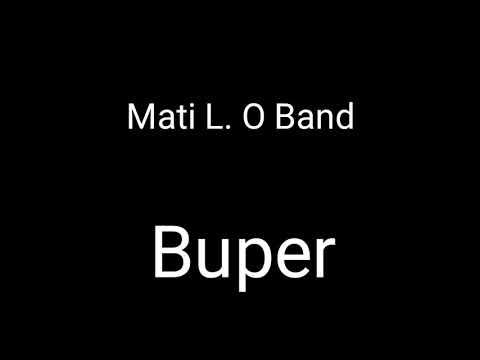 Buper Baper Lirik