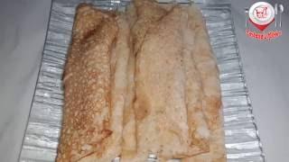 Bengali style Cheese Patishapta Pitha recipe | পাটিশাপটা পিঠা রেসিপি