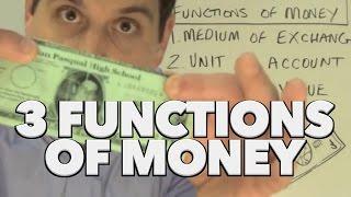 Macro 4.2- Functions of Money