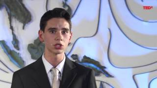 Activating youth for the fight against climate change | Karim Nassef | TEDxBonn