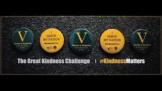 Great Kindness Challenge 2017 by Volunteer for Bangladesh