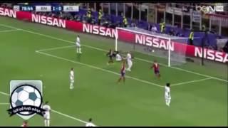 ريال مدريد _ اتليتكو مدريد هدف التعادل لأتلتيكو عن طريق كاراسكو
