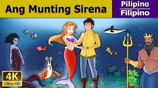 Ang Munting Sirena | Kwentong Pambata | Mga Kwentong Pambata | Filipino Fairy Tales