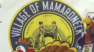 2015 Mamaroneck,  NY Turkey Trot: One Mile Kids Race