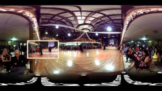 Tango Axis Group Performance 360˚ Virtual Reality 080815