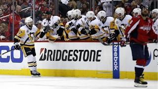 Fleury sensational in Game 7 as Penguins eliminate Capitals yet again