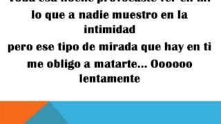 La Ley El Duelo - Letra (Lyrics)
