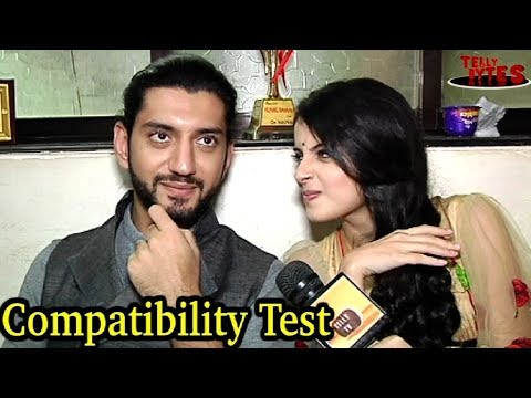 Shrenu Parekh and Kunal JaiSingh take the Compatibility Test!!!