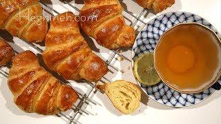 Պանրով Կրուասան - Quick Croissant Recipe - Heghineh Cooking Show in Armenian