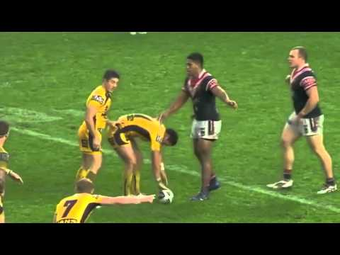 NRL Big Hits From Back In The Early 2000's