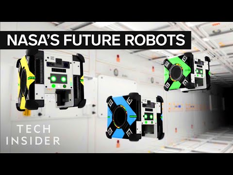8 NASA Robots That Will Study The Mysteries Of Space
