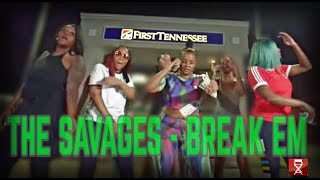 Savages - Break 'Em (Music Video) | by CDE FILMS