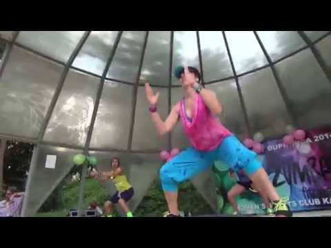 Bissi Bogomirova -  Zumba instructor
