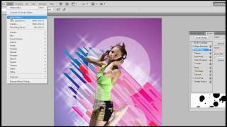 Photoshop Tutorial: Create an Electrifying Music Poster with Photoshop CS5 Extended