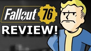 Fallout 76 Review! The WORST Fallout? (Ps4/Xbox One)