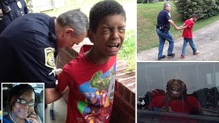 Mom explains why she got her 10-year-old son 'arrested'