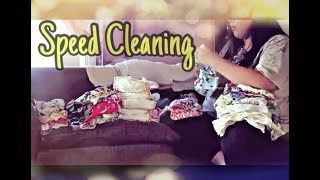 Day In The Life (DITL): Speed Cleaning