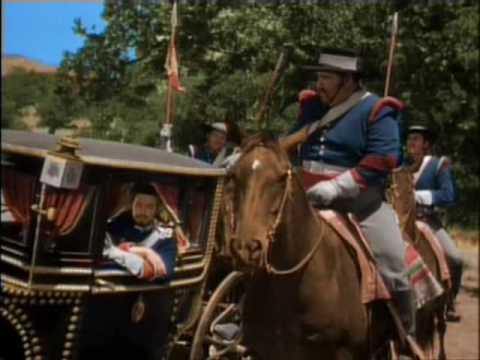 El Zorro de Disney Temporada 1 Cap. 05 1