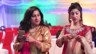 Maaz and Maryam wedding barat