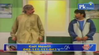 Hot Pot Punjabi Stage Drama Sohail Ahmed - Iftikhar Thakur - Sakhawat Naz Part 1