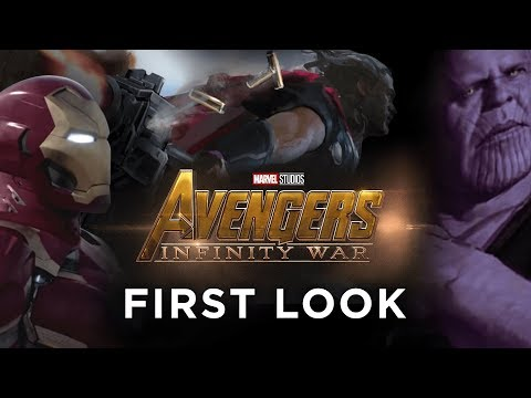 Avengers Infinity War First Look 2018 Movieclips Trailers