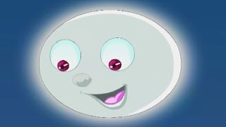 I See The Moon Nursery Rhyme - Animated Songs for Children