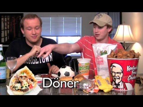 watch Fast Food - Germany vs USA