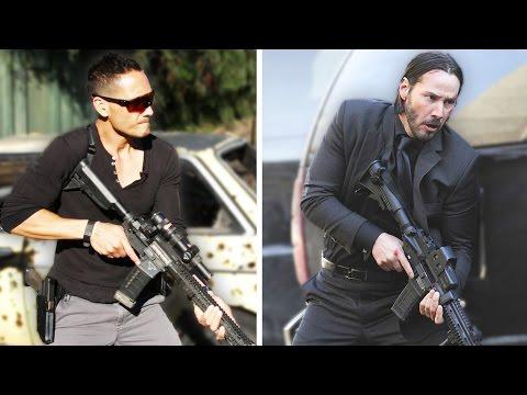 We Trained To Shoot Guns Like John Wick