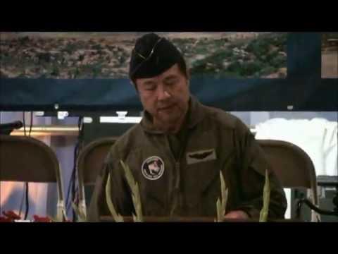 Hmong Pilots Recognition 2012 video   Part 1 of 6