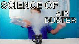 The Science of Air Dusters
