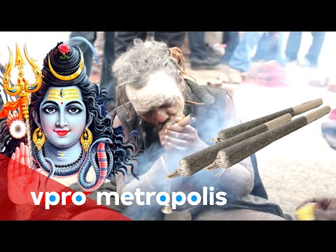 Making a joint for God Shiva in Nepal - vpro Metropolis