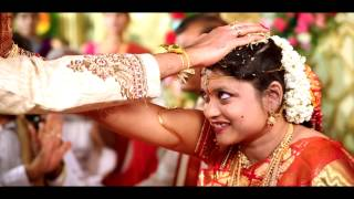 Sneha Naresh Indian Telugu wedding highlights by Memory Makers.