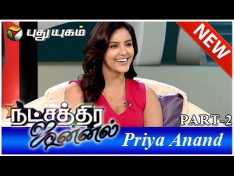 Actress Priya Anand in Natchatira Jannal (13/07/2014) - Part 2