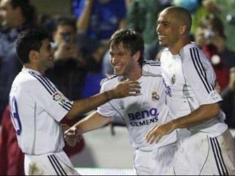 Ronaldo vs Ecija Copa del Rey 06/07 Home & Away