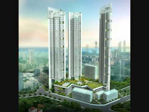 Upcoming / Ongoing future Tallest buildings projects in India. (Mumbai)