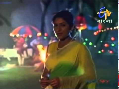 Roopa ganguli sexy in saree & big boobs