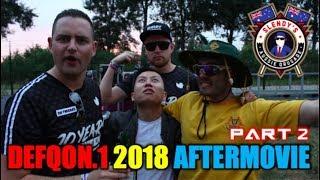 Defqon 1 2018 Aftermovie   Part 2   On stage for Power Hour & Da Tweekaz UNCUT!