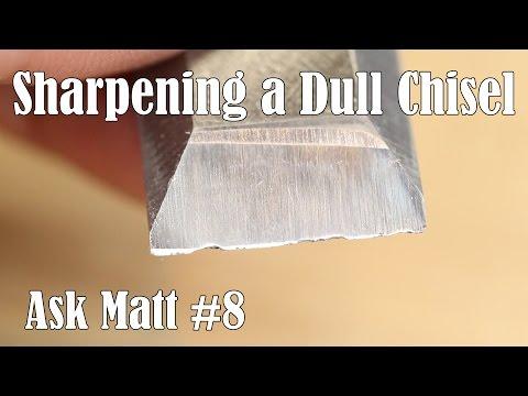 Xxx Mp4 Sharpening A Dull Chisel Ask Matt 8 3gp Sex