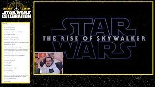 Star Wars: The Rise of Skywalker (Episode IX) - Teaser Trailer Reaction