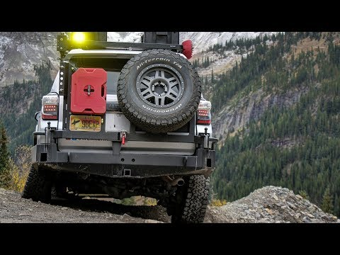 Why I added 100's of lbs in Steel Bumpers to my 4Runner PLUS C4 LoPro Bumper Giveaway
