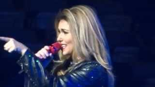 Shania Twain - Whose Bed Have Your Boots Been Under 7-16-15 Rock This Country Tour Miami, FL