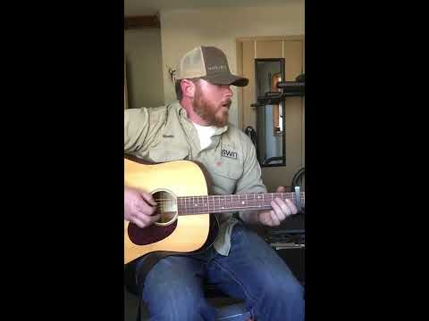 """Chris Stapleton's """"Either Way"""" cover by Heath Sanders"""