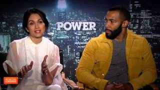 Exclusive Interview: The Cast Of Power Talks Power Season 2 [HD]