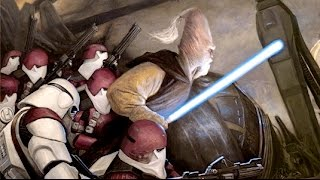 The Longest Battle of the Clone Wars - Battle of Mygeeto Explained