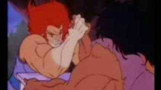 Thundercats Clip: Arm Wrestling