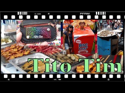 Dinagyang 2018 Street Foods, Iloilo Philippines