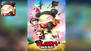 PUCCA WARS Android / iOS Gameplay FHD