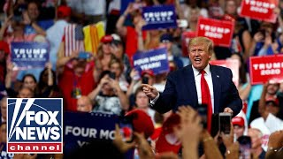 Trump holds 'MAGA' rally in Orlando to kick off 2020 campaign